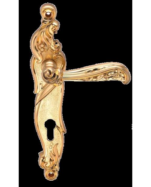 Ручка Genesis Rizo матовое золото