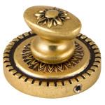Фиксатор Armadillo WC-BOLT BK6/CL-FG-10 Французское золото