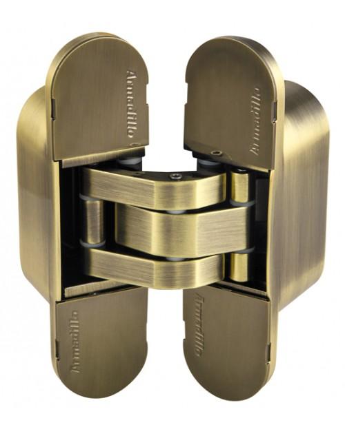 Петля скрытая Armadillo UNIVERSAL 3D-ACH 60 AB Бронза