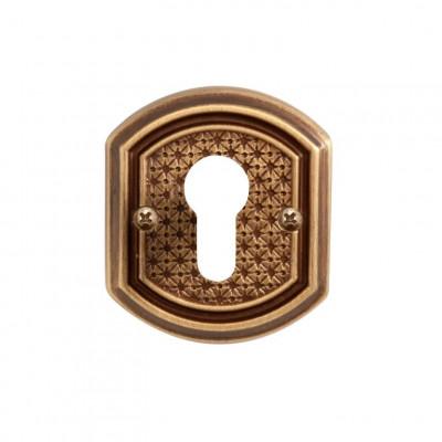 Накладка Val de Fiori к ручке Ризарди, бронза шоколадная, ET 71 CB