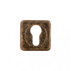 Накладка на цилиндр Melodia 50Z1 Античная бронза
