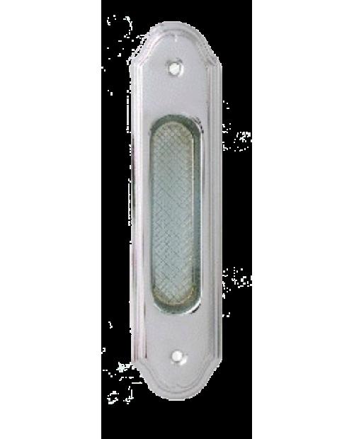 Ручка для раздвижных дверей Mellodia 811 серебро