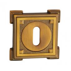 Накладка кв. декоративная OB 19 CF, под сувальдный