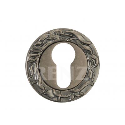 Накладка на цилиндр ET 20 SL, серебро античное