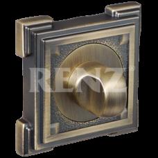 Завертка Renz BK19 AB, античная  бронза