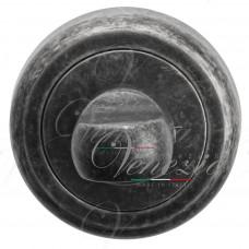 Фиксатор поворотный Venezia WC-1 D1 античное серебро