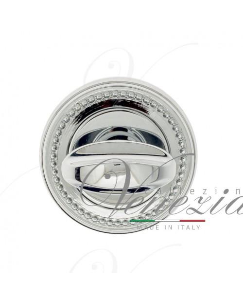 Фиксатор поворотный Venezia WC-2 D3 полированный хром
