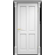 Дверь Арсенал 15ш глухая белая эмаль