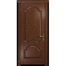 Дверь DioDoor Валенсия 1 красное дерево