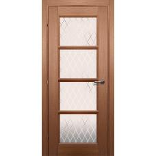 Дверь Краснодеревщик 3340 грецкий орех