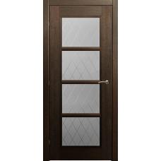 Дверь Краснодеревщик 3340 дуб шервуд