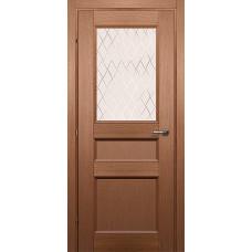 Дверь Краснодеревщик 3342 грецкий орех