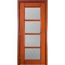 Дверь Краснодеревщик 3340 Бразильская груша