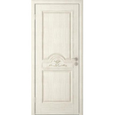 Дверь Юркас Люкс глухая Слоновая кость