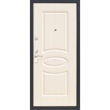 Входная дверь Арма Дуос, сандал белый