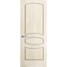 Дверь Изабелла, Ясень белый жемчуг, Глухое