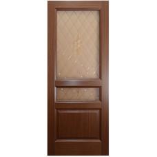 Дверь Дворецкий, Готика, орех