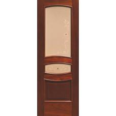 Дверь Дворецкий, Венеция 2, Красное дерево