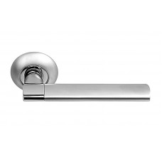 Ручка дверная ARCHIE S010 11999, матовый хром