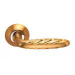 Ручка дверная ARCHIE S010 167II, матовое золото