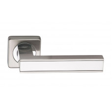 Ручка дверная Sillur C-159 хром