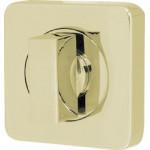 Фиксатор-завертка Armadillo WC-BOLT BK6/SQ-21GP-2 золото
