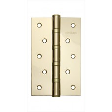 Петля дверная Fuaro 150x95x3 PB, золото