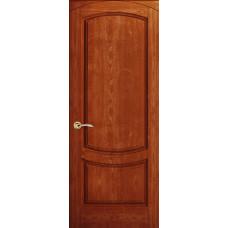Дверь Лувр, Красное дерево, Глухое