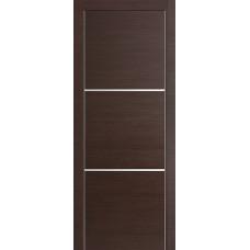 Profil Doors 2Z Венге Кроскут, Глухое