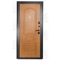 Входная дверь Дива МД 03, серебро