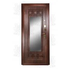 Входная дверь Дива МД 03, зеркало