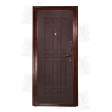 Входная дверь Дива МД 04 B, медь
