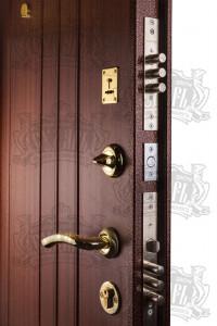 Входная дверь Дива МД 04 MM, медь