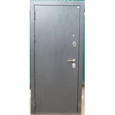 Входная дверь Дива МД 03, Серебро, зеркало