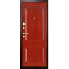 Дверь входная, Prima Classic, итальянский орех
