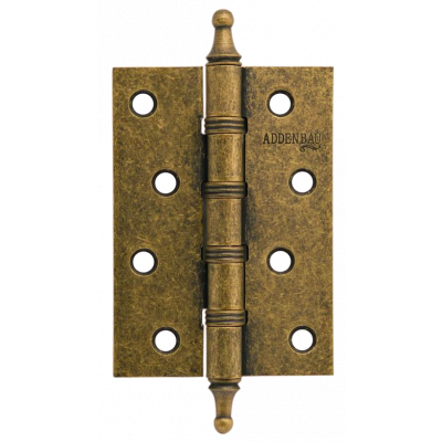 Петля Adden Bau 100X70X2.5 4W Состаренная бронза