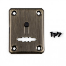 Накладка декоративная Apecs DP-01-S-AB-shutter (DP-S-01-AB-shutter)