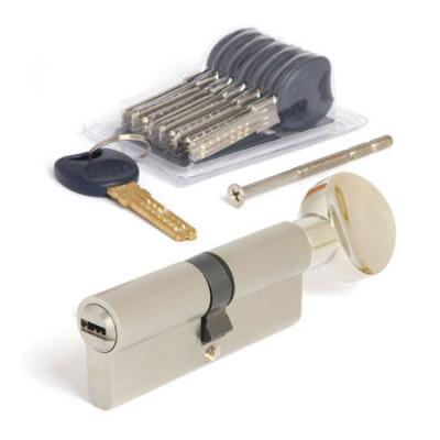 Цилиндровый механизм Apecs Premier CD-80-C-NI