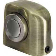 Дверной упор Armadillo магнитный MDS-003ZA AB Бронза