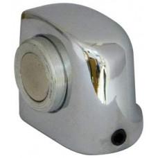 Дверной упор Armadillo магнитный MDS-003ZA CP Хром