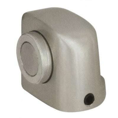 Дверной упор Armadillo магнитный MDS-003ZA SN Мат. Никель