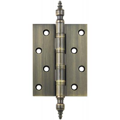 Петля Armadillo 500-B4 100x75x3 AВ Бронза Box