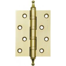 Петля латунная Armadillo 500-A4 100x75x3 GP Золото Box
