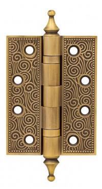 Петля Armadillo универсальная Castillo CL 500-A4 102x76x3,5 WAB Матовая бронза