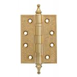 Петля Armadillo универсальная Castillo CL 500-A4 102x76x3,5 IG Итальянское золото