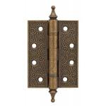 Петля Armadillo универсальная Castillo CL 500-A4 102x76x3,5 OB Античная бронза