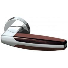 Ручка Armadillo ARC URB2 CP/CP/Brown-16 Хром/хром/коричневый
