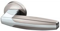 Ручка Armadillo ARC URB2 SN/CP/SN-12 Матовый никель/хром/матовый никель