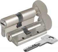 Цилиндровый механизм Kale с вертушкой 164 DBM-E/80 (35+10+35) mm никель 5 кл.