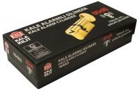 Цилиндровый механизм Kale со звуковой сигнализацией c вертушкой 164 AS/85 (35+10+40) mm латунь 5 кл.